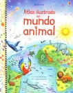 Atlas ilustrado del mundo animal