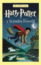 Harry Potter 1. Harry Potter y la piedra filosofal (tapa dura)