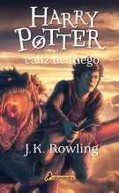 Harry Potter 4. Harry Potter y el cáliz de fuego-J-K-Rowling
