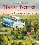 Harry Potter 2. Harry Potter y la cámara secreta (edición ilustrada)