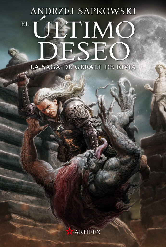 Are the witcher books good in english